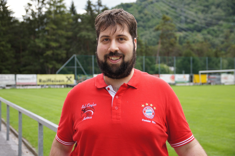 Stefan Maringer (Kassier-Stellvertreter)